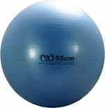 Picture of 55cm Anti burst Pilates Stability Ball