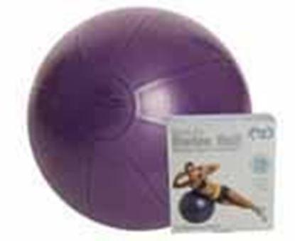 Picture of 75cm Studio Pro 500Kg Pilates Ball & Pump