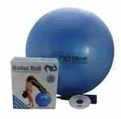 Picture of 55cm Stability Ball, Pump & DVD
