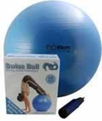 Picture of 65cm Stability Ball, Pump & DVD