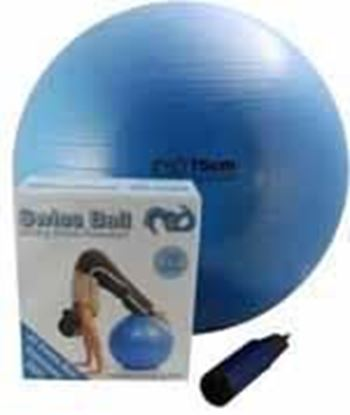 Picture of 75cm Stability Ball, Pump & DVD