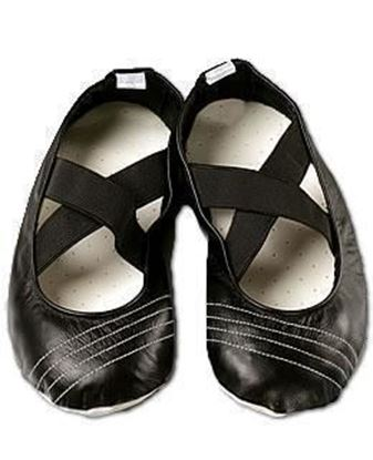 Picture of Pilates shoes Black